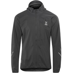 Haglöfs L.I.M Proof Jacket Men True Black